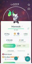 Pokemon Go Alolan Marowak for trade