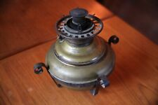 Antique Oil Kerosene Brass Juno Lamp with Lamp Holder
