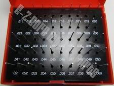 Go Kart Racing PIN Gage Set .011 to .061 Carburetor Jets Pilots 50pc Economy Set
