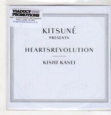 (FL421) Heartsrevolution, Kishi Kasei - 2014 DJ CD