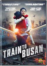 Train To Busan (DVD, 2016)
