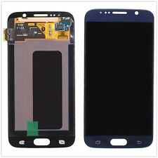 Blue Fr Samsung Galaxy S6 G920 G920F G920I G920X Full LCD Screen Touch Digitizer