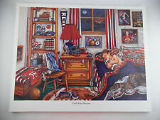 Ole Miss Rebels Lithograph Print Photo