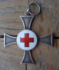 DRK Deutsches Rotes Kreuz Schwesternkreuz für  25 Jahre Dienstzeit ohne Kette