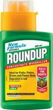 Roundup Optima + Concentrate Total Weedkiller 2 x 280 ml