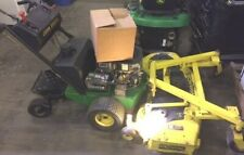 """John Deere 48"""" commercial walk behind lawn mower with gator and spare parts"""