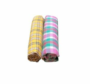Towels Cotton Color Microfiber Bath and Hair Towel Set Two Piece Uses Only Water