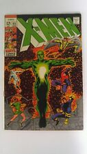 Marvel Comics Uncanny X-Men 55 1968  Barry Windsor Smith 2nd Havoc VF/FN