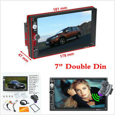7inch 2Din Android 8.1 Quad Core Car Stereo Radio GPS Wifi MP5 Player BT 1+16G