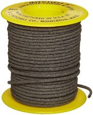 Mitchell's Abrasive Emery Cords No. 50, 180 Grit, 0.070 X 50 Ft.