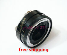 Voigtlander Prominent NOKTON / URTON 50mm lens to Leica M Focus Helicoid adapter