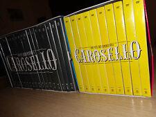 OPERA COMPLETA 2 BOX COFANETTI 30 DVD CAROSELLO TRASMISSIONE RAI ANNI 1957-1976