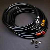 2M Hydraulic Hose Kit w Banjo Bolt and BH90 Insert For SM-BH90 XTR/XT/SLX