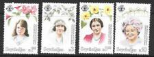 SEYCHELLES SG852/55 1995 95th BIRTHDAY OF QUEEN MOTHER  MNH