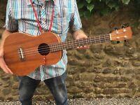 Quality Ukulele strap or Classical Guitar Sling from UK Address