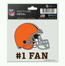 Cleveland Browns NFL Decals for sale | eBay