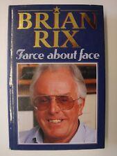 Brian Rix, Farce About Face (MENCAP, Whitehall Theatre, Cinema, Garrick, BBC)