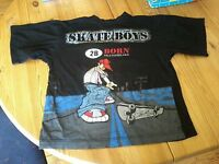 Dognose boys wear T-Shirt Shirt Gr. 152, tolle Applikation, ungetragen