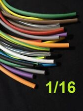 116 16mm Assorted 12 Colors 21 Heat Shrink Tubing Polyolefin 12 Foot