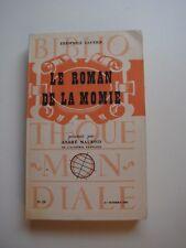 THEOPHILE GAUTIER - LE ROMAN DE LA MOMIE - 1955 - n°59 -  ANDRE MAUROIS