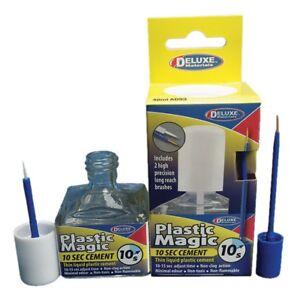 Deluxe Materials DLMAD83 Plastic Magic 10s 40ml