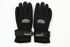New listing Akona Titanium 5mm Gloves for Scuba Diving Snorkeling Cold Water Size Large