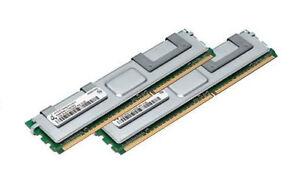 2x 1GB = 2GB RAM für DELL Precision Workstation T5400 T7400