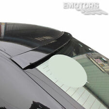 Unpainted FOR TOYOTA ALTIS Corolla Rear Roof Spoiler Wing 2008-2013 ABS