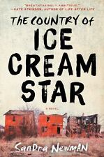 COUNTRY OF ICE CREAM STAR S. Newman BRAND NEW HARDCOVER BOOK Ebay BEST PRICE!