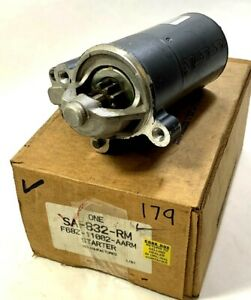 New OEM Ford Taurus Remanufactured Starter Motor 1996-2006 Motorcraft SA-832-RM
