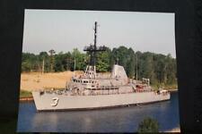 New listing Military Ship Photo Uss Sentry (Mcm-3) 8' X 10' Color Photo (P914)