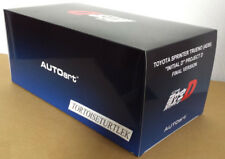 AUTOart 1:18 TOYOTA SPRINTER TRUENO AE86 INITIAL D PROJECT D Final version