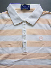 Classic Collar Polo Casual Striped Tops & Shirts for Women