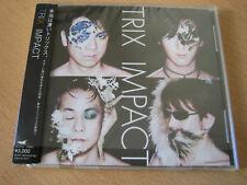 "TRIX  ""Impact""  Japan CD  Jazz-Fusion"