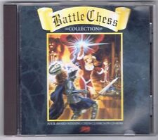 Battle Chess Collection PC Battle Chess I & II, Chinese Chess, Battle Chess 4000