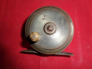 Small Brass Fly Reel..