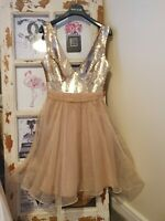 Lipsy Dress Size 8, Party, Prom, Wedding