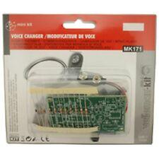 Velleman Voice Changer Electronics Project Kit MK171