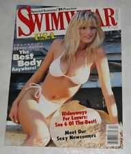 LYNNE AUSTIN SWIMWEAR USA Magazine April 1989 Hi Grade! Venus Swimsuits