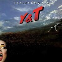 Y & T - EARTHSHAKER (COLLECTOR'S EDITION)   CD NEU
