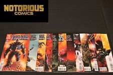 Thanos 1-12 Complete Comic Lot Run Set Jeff Lemire Marvel Collection