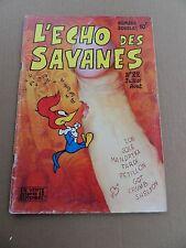 L'Echo Des Savanes 22 . Editions Du Fromage 1976 -    ME - minus
