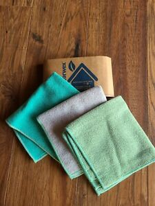 NEW Norwex LIMITED EDITION Santorini BEACH Body And Face Cloths, Set of 3