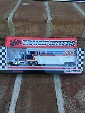 1990 Matchbox Super Star Transporters Richard Petty Enterprises STP Pontiac