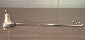 Vintage Sterling Silver Candle Snuffer
