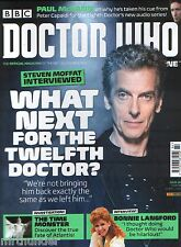 Doctor Who Magazine #484 Marco Polo Paul McGann Bonnie Langford Steven Moffat