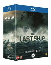 THE LAST SHIP Complete Series Seasons 1-5 Blu-Ray Set Box Set NEW Free Ship