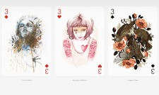 Playing Arts: Edition One Playing Cards // Designed by 55 Artists