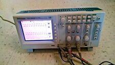 Tektronix TDS1002B Portable Digital Oscilloscope 60MHz Bandwidth, 1GS/s Probe