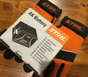 STIHL AK20. MADE IN GERMANY. new in box.